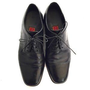 Cole Haan men's black dress shoes